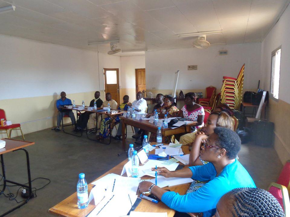 Center Cameroon Cluster Program (CCCP)