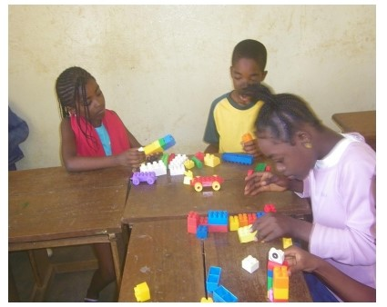 Un centre d'éducation spécialisé